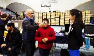 Primero es la Vista, Club de Leones de Tijuana, lentes