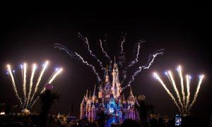 Disney, Shanghái, coronavirus, salud universal