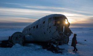 Islandia - Chinos - Avion-1973