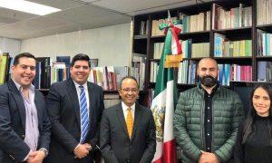 jovenes empresarios, Consulado de México, inmigrantes,