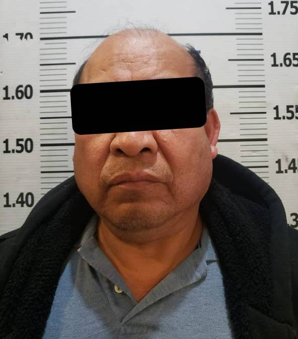 pastor cristiana,pederastia,detenido