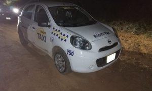GESI,taxi,reporte de robo