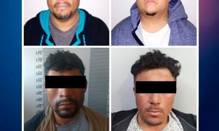 detenidos,GESI,homicidas