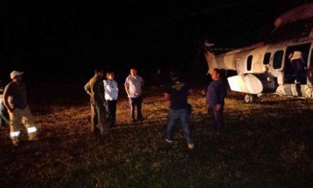 Helicoptero - Chiapas