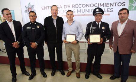 Policía Municipal Ayuntamiento Tijuana