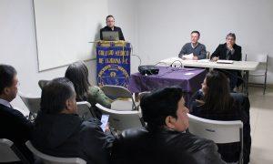 Colegio Médico de Tijuana, diagnóstico, influenza,