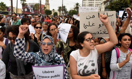Marruecos - Violación