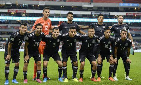 selección mexicana, FIFA, futbol