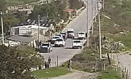 ataque, Policía Municipal,Sánchez Taboada