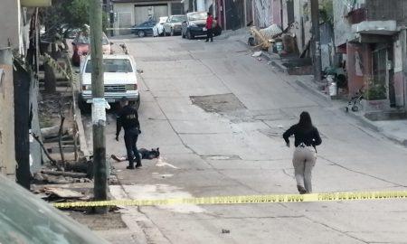 ataque armado, colonia Sánchez Taboada, arma de fuego,