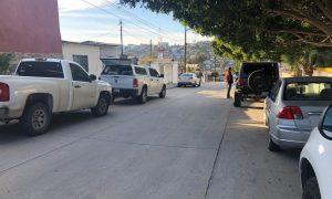 cuerpos, cadáveres, colonia Obrera, Tijuana