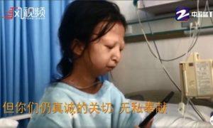 Joven, China, Desnutrición, Chiles, Arroz