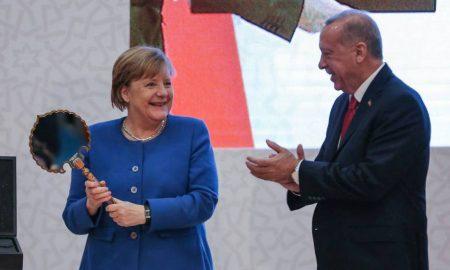 Merkel, Turqía, Refugiados