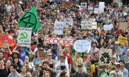 Australia, incendios forestales, cambio climático, protestas