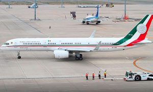 avion presidencial, resguardo, venta, avion, mexico