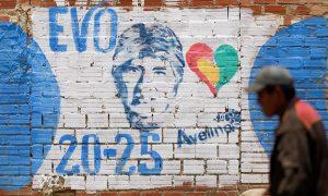 Bolivia, elecciones, votaciones, La Paz, Evo Morales, Jeanine Áñez