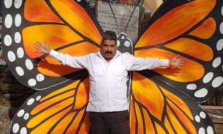 activismo ambiental, mariposa monarca, asesinato, crimen organizado, Michoacán