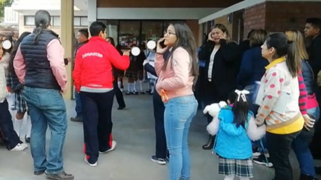 tiroteo, jose angel, colegio cervantes, torreon