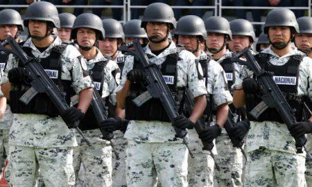 guardia nacional, regiones, durazo, mexico