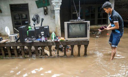 Indonesia, inundaciones, muertos, clima, lluvias