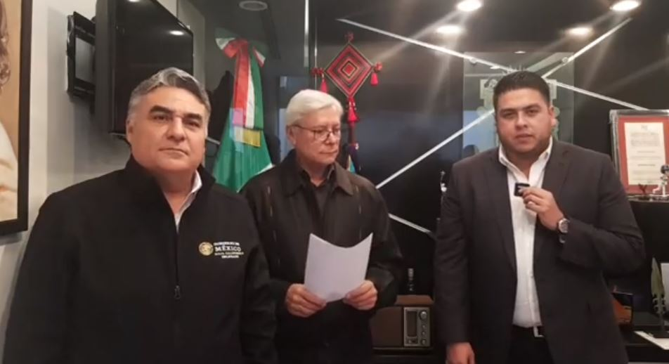 Jornadas por la paz, Mexicali, Baja California, Jaime Bonilla, Bonilla, destacados