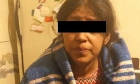 mujer asfixia bebé suicidio