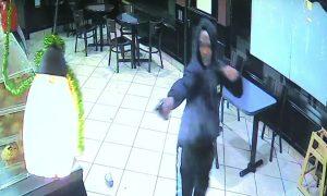 San Diego, asalto, panadero, video, viral