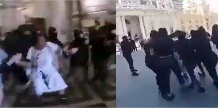 Chile sacerdote fascistas expulsado