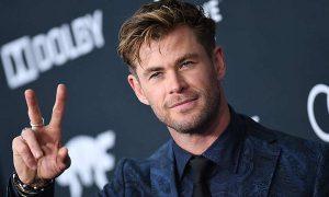 Thor, Chris Hemsworth, donación, Australia, incendios forestales