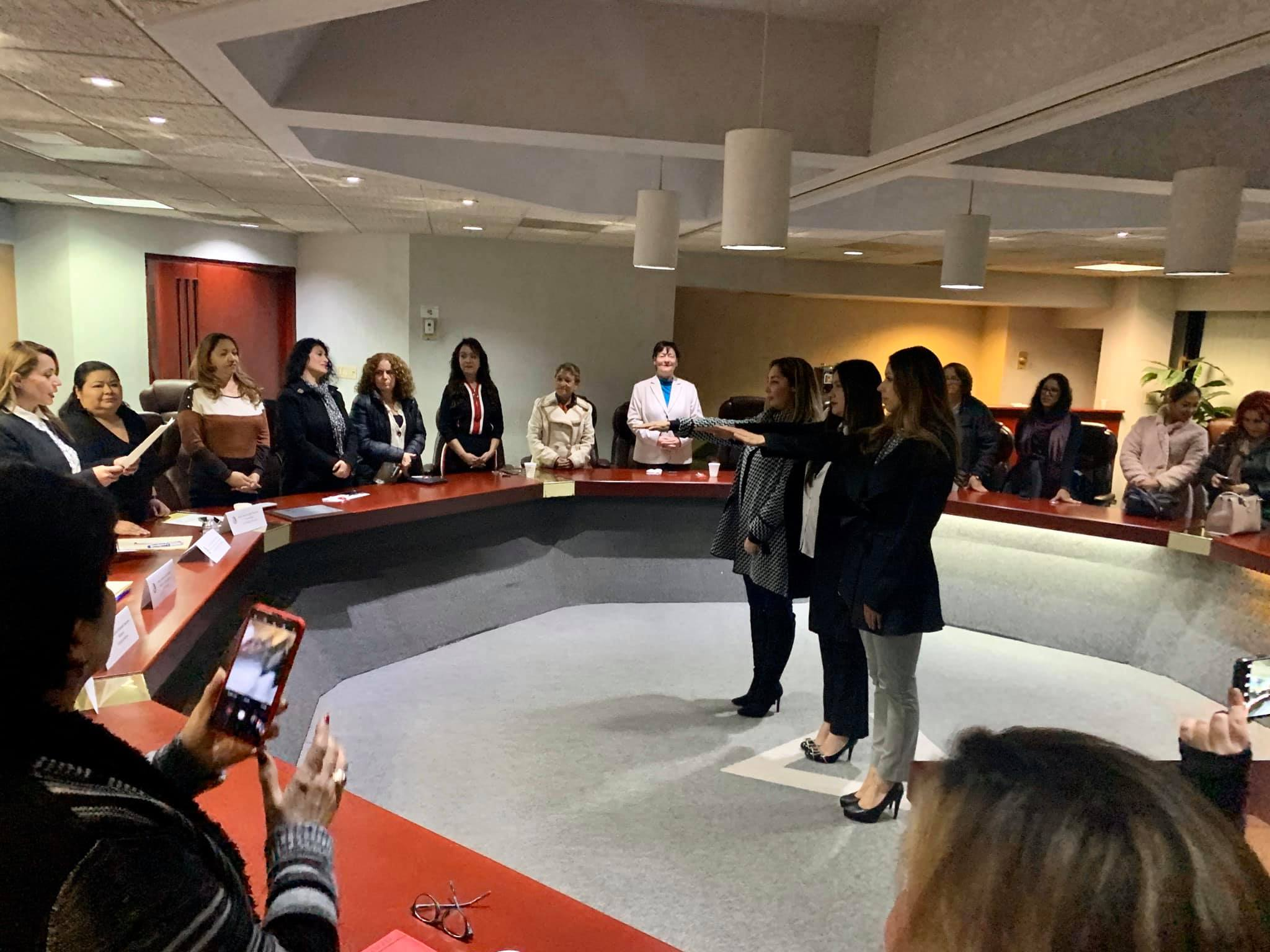 Barra de Abogadas firma convenio con DIF Tijuana