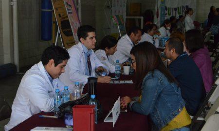 CESPT, ISSTECALI, Jornada de salud