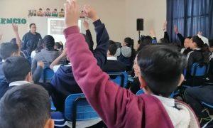 GESI, comunidad estudiantil, Prevención del Delito, Ensenada, regional