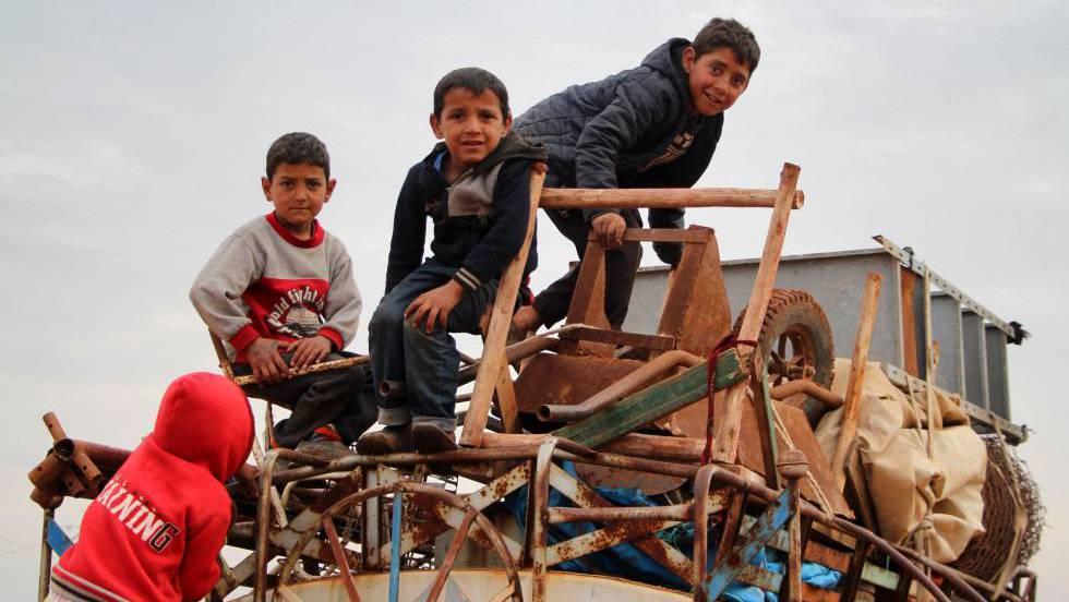 Siria, guerra, Idlib, internacional, violencia, Rusia, Derechos Humanos