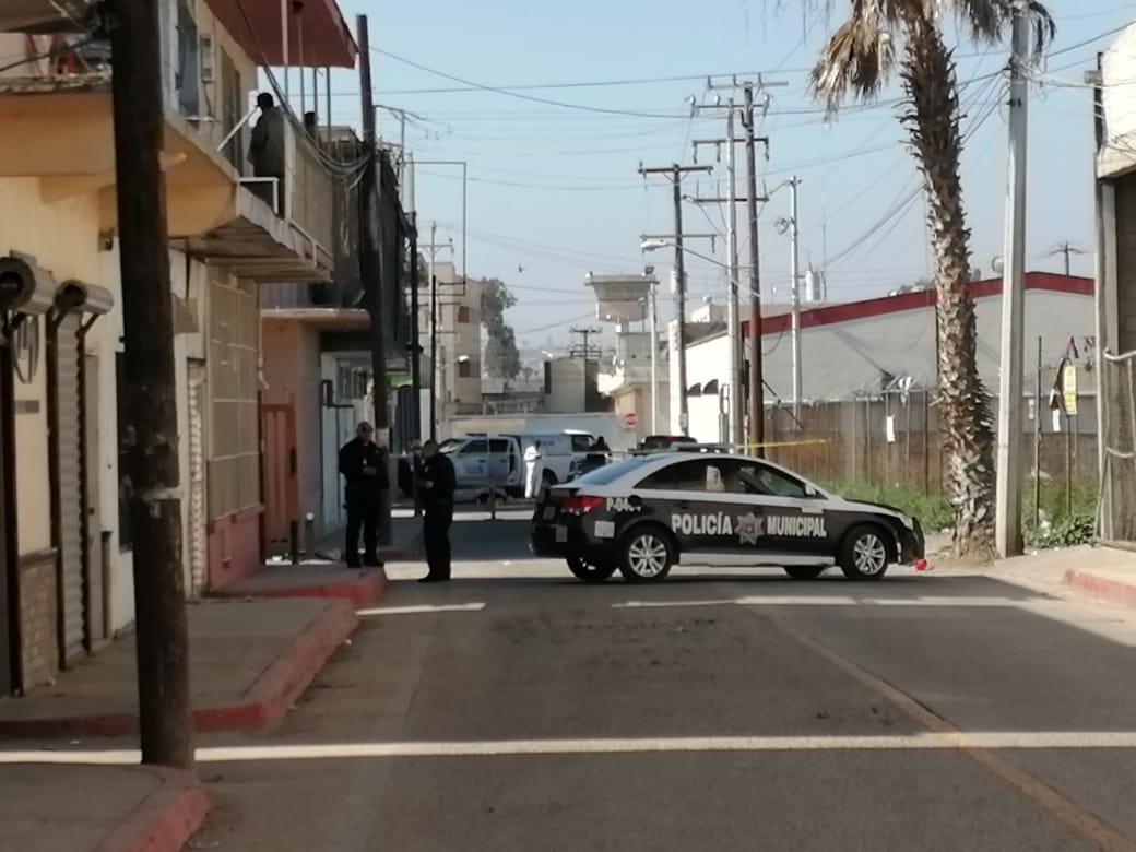 detonaciones, colonia Las Lilas, arma de fuego,