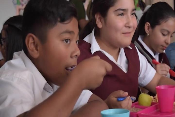 SIBSO, desayunos escolares, rendimiento escolar