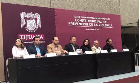 SSPCM, comité municipal para la prevención de la violencia, Denuncia,