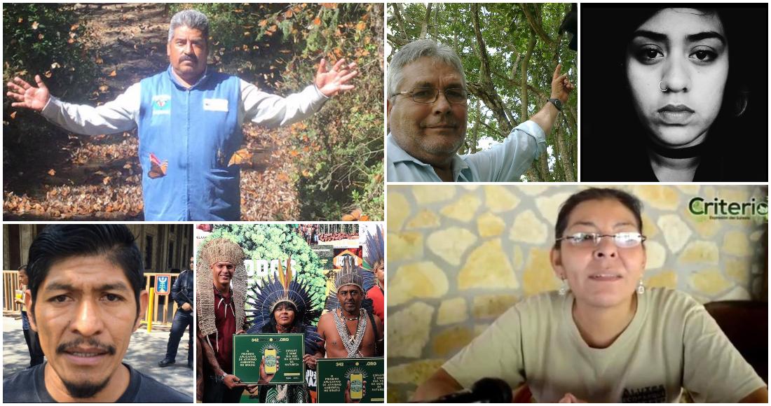 activismo, violencia, México, internacional, ambientalistas, impunidad