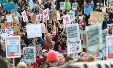 cambio climático, medio ambiente, Reino Unido, Internacional, San valentín, protesta, marcha