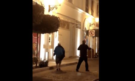 video, pareja, ancianos, tercera edad, lo viral