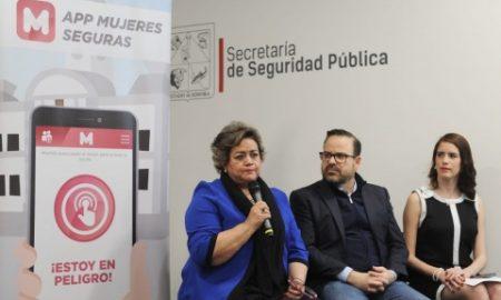 aplicación, Telcel, violencia contra las mujeres, seguridad pública, mujeres, feminicidios