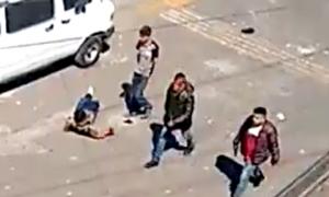 Ecatepec, narcomenudistas, ataque, arma de fuego, nacional, lo viral, video
