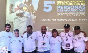 brigada, búsqueda, desaparecidos, Veracruz
