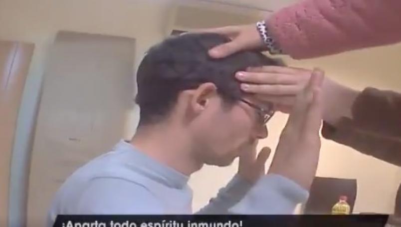 homofobia, video, homosexualidad, risa, religión, lo viral, actualidad, Adolfo Arias