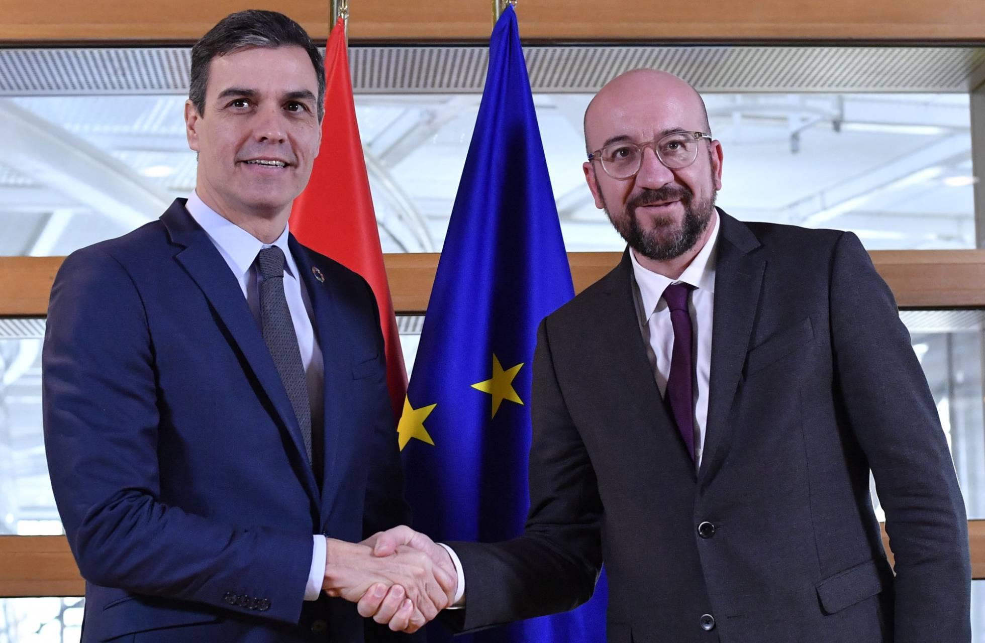 Internacional, UE, Bruselas, fondos, Europa, Charles Michel