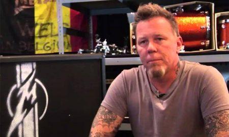 Jamer Hetfield, Metallica, concierto, cancela, música,