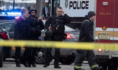 milwaukee, tiroteo, cervecera, policia