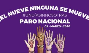 paro, nacional, marzo, mujeres