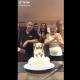 perrito, cumpleaños, fiesta, TikTok, Facebook, video