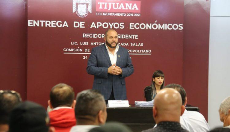 ,Apoyos, economía, Ayuntamiento, tijuana, local