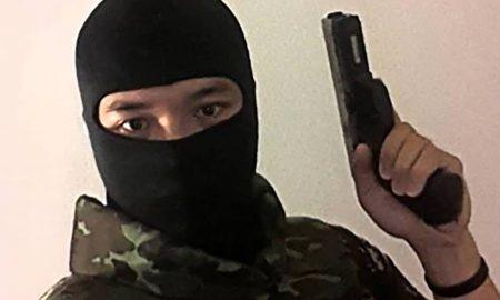 Bangkok, tiroteo, soldado, violencia, arma de fuego